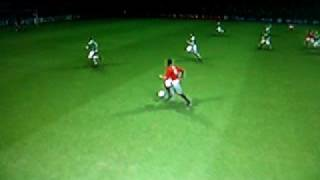 best goal pes 2009