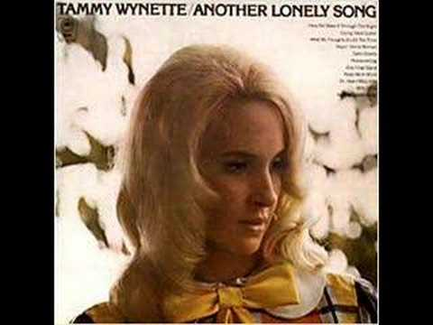TAMMY WYNETTE- CRYING STEEL GUITAR