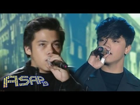 Daniel & JC Padilla sing 'Pagsubok' on ASAP Mp3