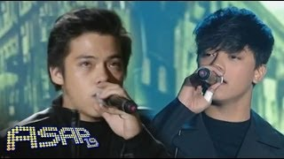 Daniel & JC Padilla sing 'Pagsubok' on ASAP