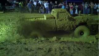 mike gibson big dodge mud bog 2012 03 24