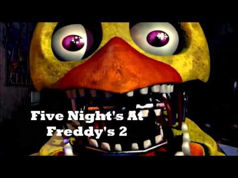 Five Nights At Freddy's 2 Behind The Mask (1 Hour)