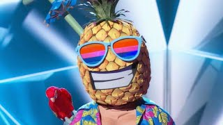 The Masked Singer: Find Out Who the Pineapple Was!