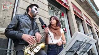 Saxofonista Callejero