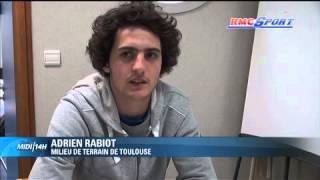 Ligue 1 / Adrien Rabiot, footballeur et bachelier - 27/04