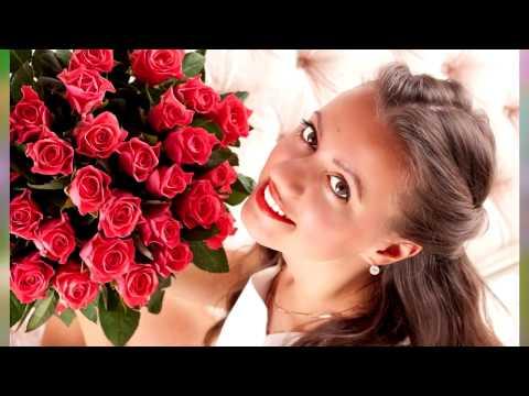 Дарите женщинам цветы - минус
