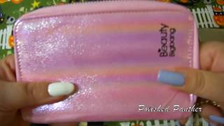 Beautybigbang Holo Pink Plate Duo Chrome Manicure Scissor