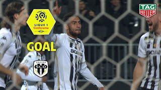 Goal Angelo FULGINI (47') / Angers SCO - OGC Nice (3-0) (SCO-OGCN) / 2018-19