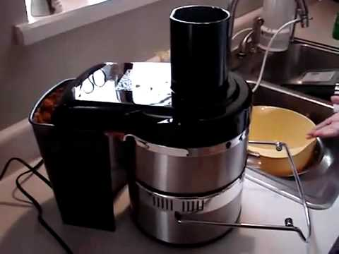 jack lalanne power juicer youtube. Black Bedroom Furniture Sets. Home Design Ideas
