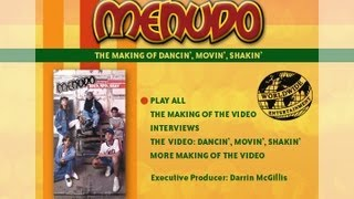Menudo - The Making of Dancin Movin Shakin - A Darrin McGillis Production
