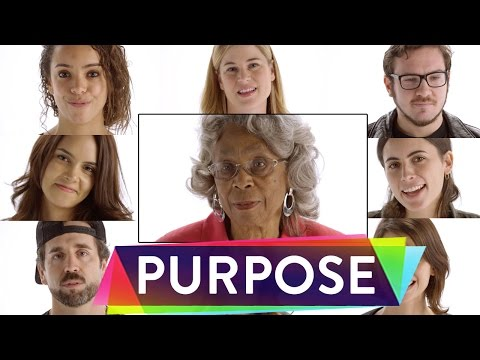 What is Your Purpose in Life?   0-100