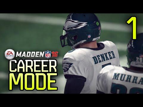 Madden 16 Career Mode - Ep 1 -