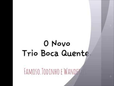 Trio Boca Quente - Famoso.Todinho.Wanderley / Nem Amantes,Nem Amigos.
