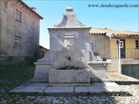 Castelo Mendo, aldea histórica de Portugal
