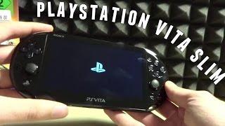 Playstation Vita Slim - Unb๐xing & Hardware Tour - Deutsch