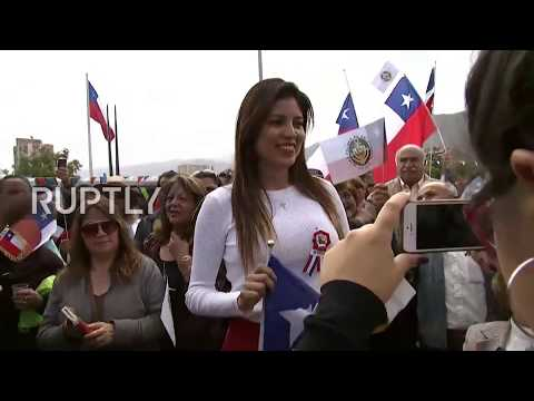 Chile: Port city celebrates ICJ ruling in sea dispute with Bolivia