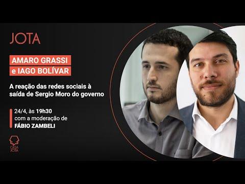 A reação das redes sociais à saída de Sergio Moro do governo