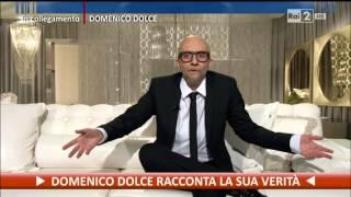 Collegamento con Domenico Dolce (Lucia Ocone) - Quelli che il calcio 22/03/15