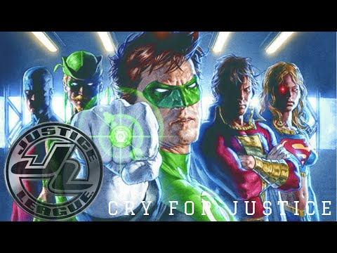 Justice League  Cry for Justice ONE SHOT Motion Comic