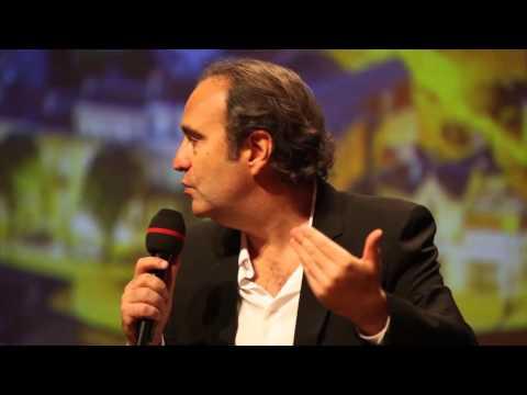 Xavier Niel, Conference entreprenariat