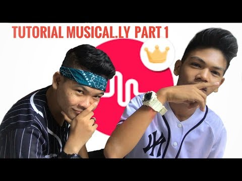 Tutorial Dasar Musical.ly / Rapsmash Part 1 ( HOW TO MAKE A MUSICAL.LY