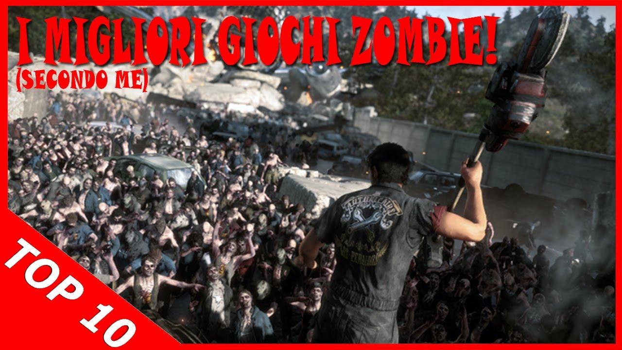 Giochi di zombi
