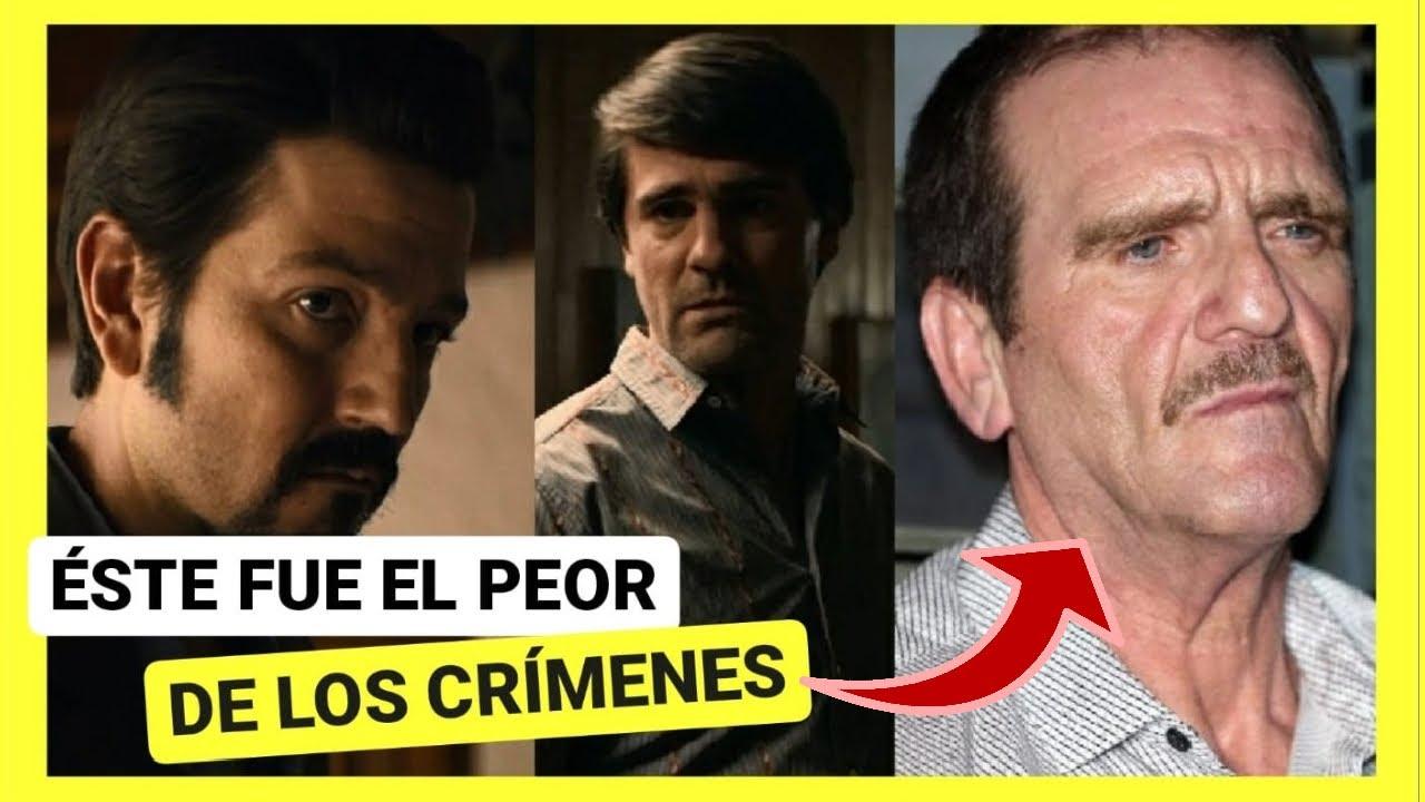 Esto fue lo que Realmente paso con la FAMILIA del GUERO PALMA - Narcos Mexico 2 cap 9 lo que es real