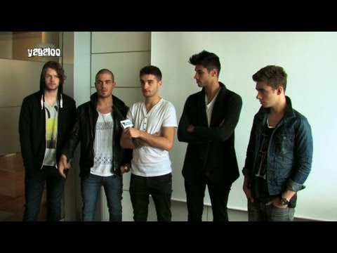 The Wanted Interview Part 2
