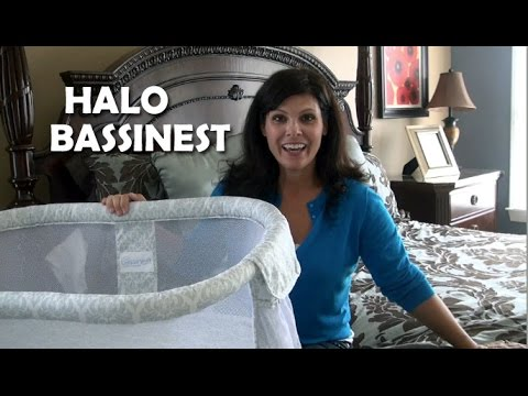 Halo Bassinest Swivel Sleeper Review by Baby Gizmo