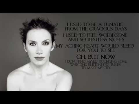 "Annie Lennox - No More ""I Love You's"" (Lyrics On Screen) HD"