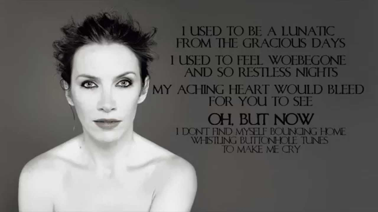 Annie Lennox - Why Lyrics | MetroLyrics