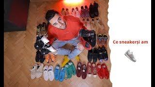 """Colecția mea de """"sneakerși"""" (Mă așteptam să am mai mulți)"""