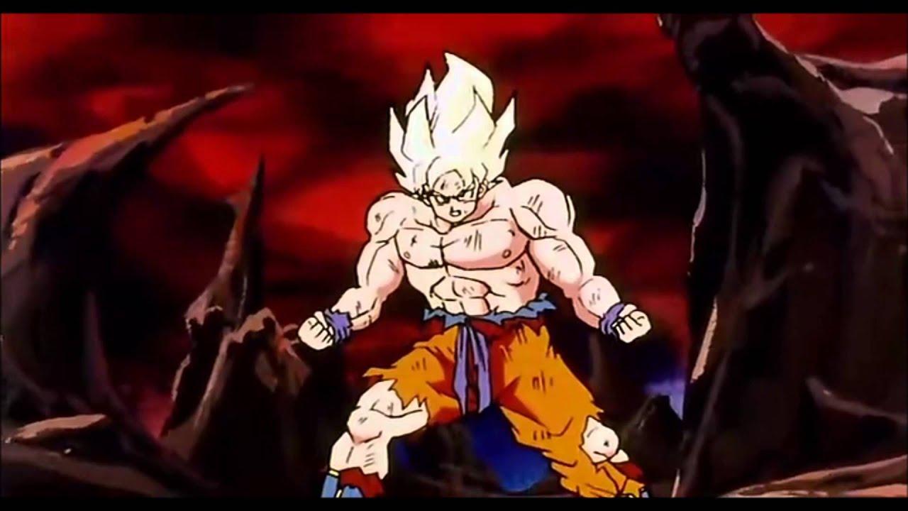 Goku Ssj4 Vs Goku Ssj3: SSJ Goku Vs. Frieza