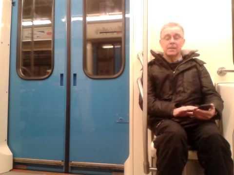Цветной Бульвар - Бульвар Дмитрия Донского 01.01.2016