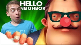 - ПРИВЕТ СОСЕД ИГРА Покрасили дом и переодели героя Hello Neighbor на Sofia Dima Video Games