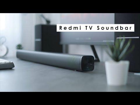 Redmi TV Soundbar เสียงเยี่ยม งานประกอบยอด ราคา 800 มีทอน คุ้มกว่านี้ไม่มีอีกแล้ว