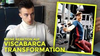 Meine Reaktion auf DIE TRANSFORMATION BEGINNT... | ViscaBarca Trainingsanalyse