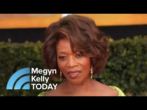 Alfre Woodard Talks 'Luke Cage' Character Mariah Dillard: 'She's Not Evil'  Megyn Kelly TODAY