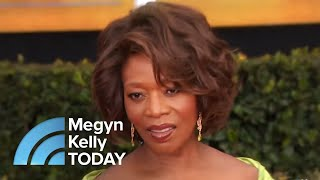 Alfre Woodard Talks 'Luke Cage' Character Mariah Dillard: 'She's Not Evil' | Megyn Kelly TODAY