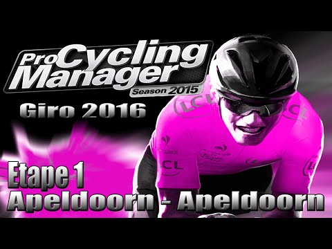 Giro 2016 Etape 1 Apeldoorn - Apeldoorn - PCM 2015 - 동영상