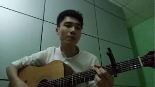 Hỏi thắm nhau - Lê Bảo Bình ( bản Guitar hay nhất)