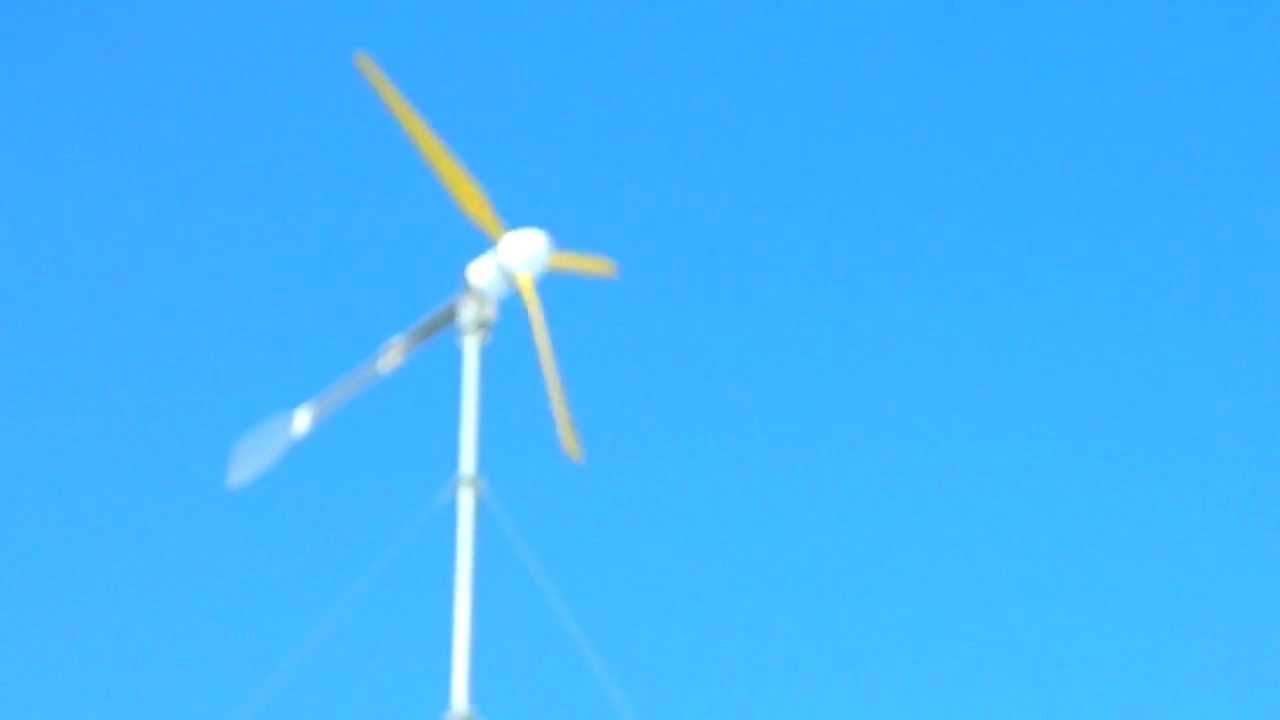 Turbina eoliana (Wind Turbine) 3kW Aeolus Energy International SRL Bucuresti