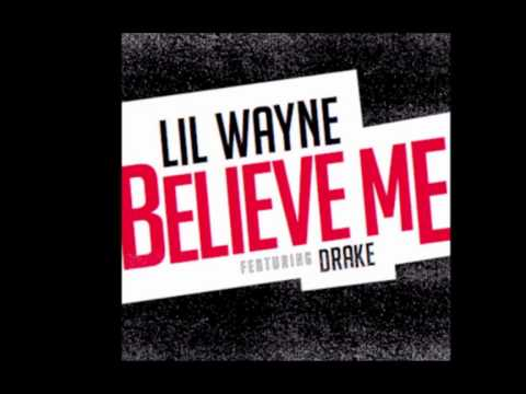 Lil Wayne - Believe Me Ft. Drake (Instrumental)