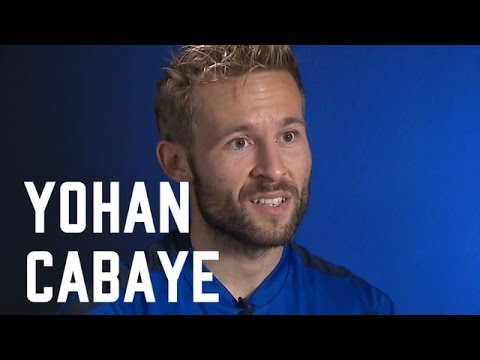 From The Dressing Room | Yohan Cabaye