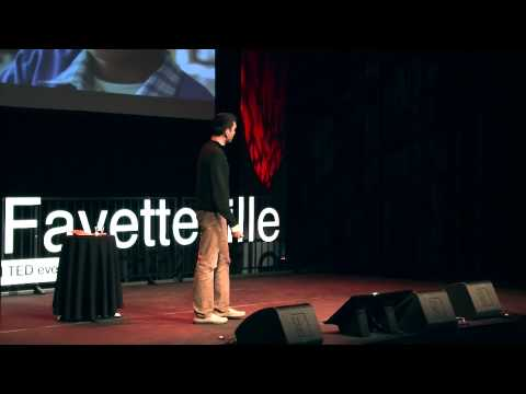 My personal story of receiving help: Hayot Tuychiev at TEDxFayetteville
