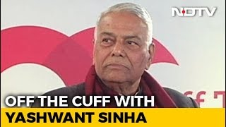 People Clamouring For PM Modi To Go: Yashwant Sinha