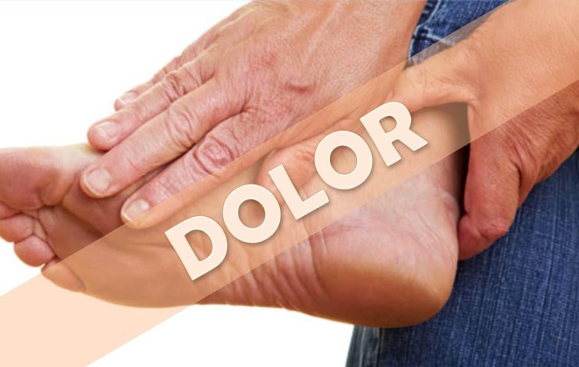 Remedios caseros para el dolor de pie Como aliviar el