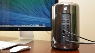 apple mac pro unboxing overview benchmarks