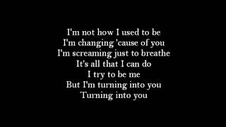 The Offspring - Turning Into You Lyrics [HQ]