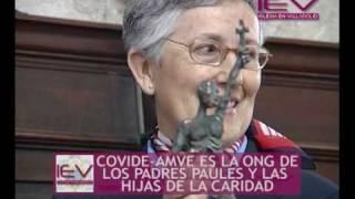 COVIDE-AMVE recibe el V Premio a la Solidaridad_Valladolid 2011.wmv
